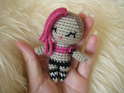 Crochet doll Amigurumi Dolly cute Doll Crochet Toy Doll Crochet ...   384x512